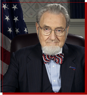Former Surgeon General, C. Everett Koop